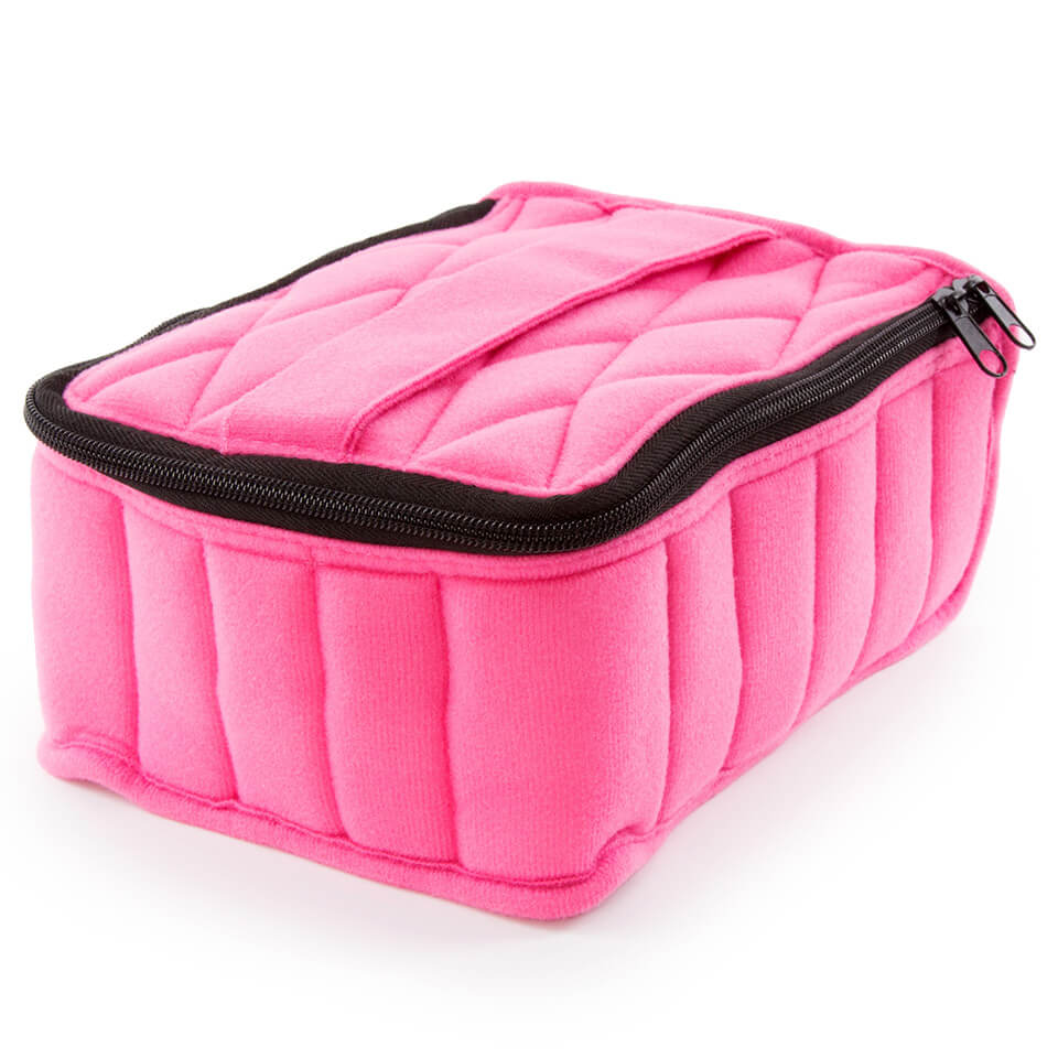 Soft Essential Oils Carrying Cases 30 Bottle (Fuchsia/Soft Pink)