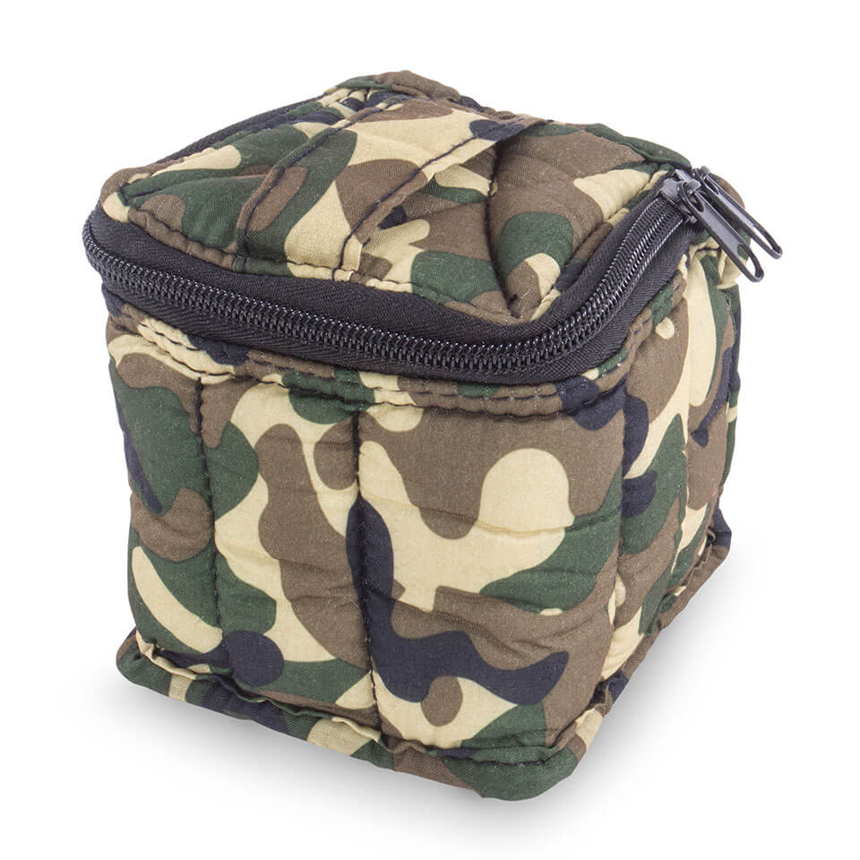 Soft Essential Carrying Cases 9 bottle (Camouflage / Black)